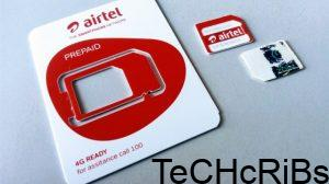 How to Check  Airtel PUK Number using USSD code.