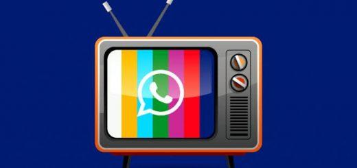 create a whatsapp Tv
