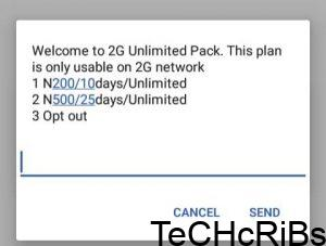 How to get N200 unlimited browsing