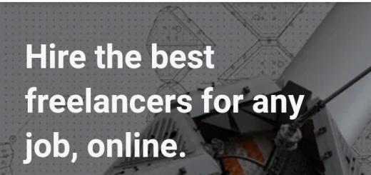 top 5 freelance websites in Nigeria.