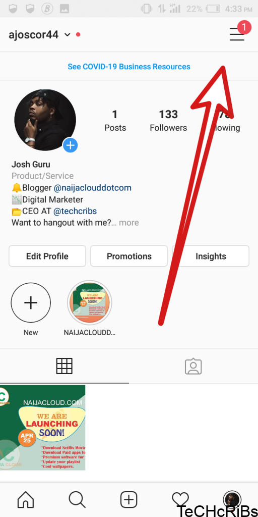 How To Find Someone On Instagram Using Phone Number